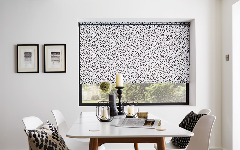 Free Hanging Roller Blinds