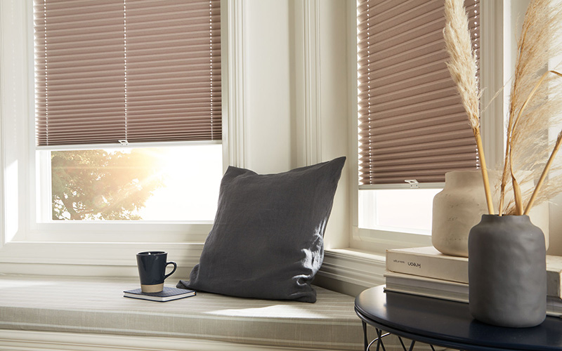 Perfect Fit® Pleated Blinds