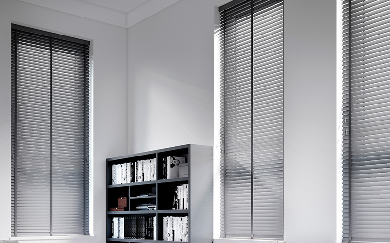 Perfect Fit® Wooden Blinds
