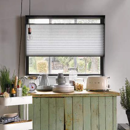 Top Down Bottom Up Thermal Blinds