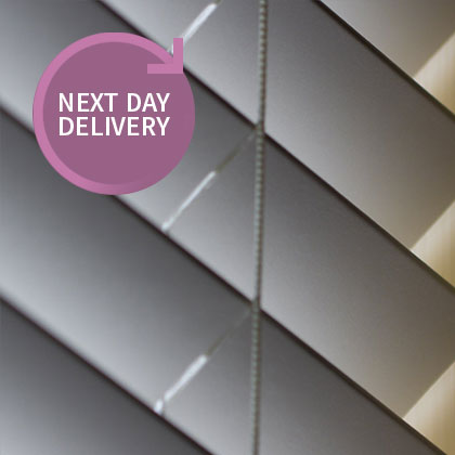Next Day Delivery Wooden Blinds